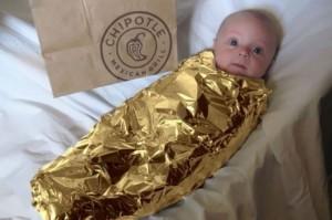 Voter pour Bébé Burrito (on a goûté pour vous)