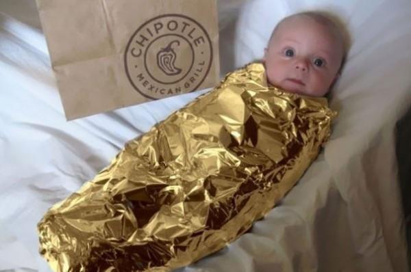 Bébé Burrito (on a goûté pour vous)