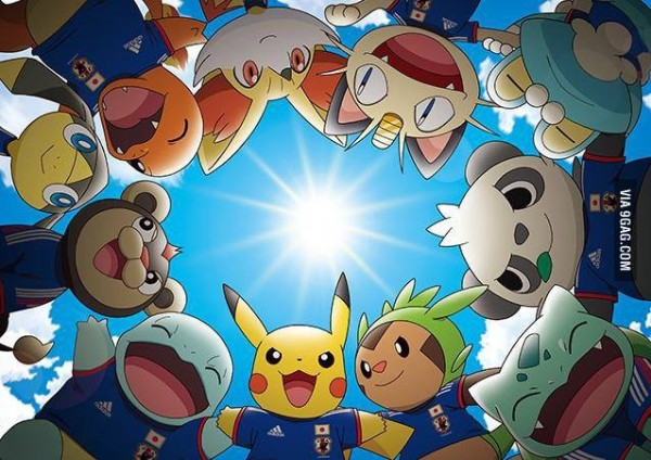 Equipe du Japon