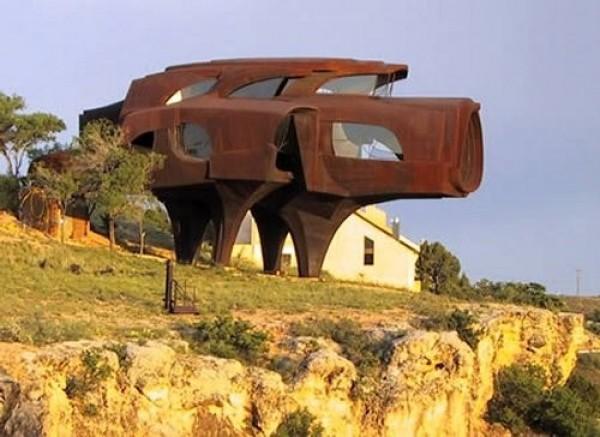 La maison de fer