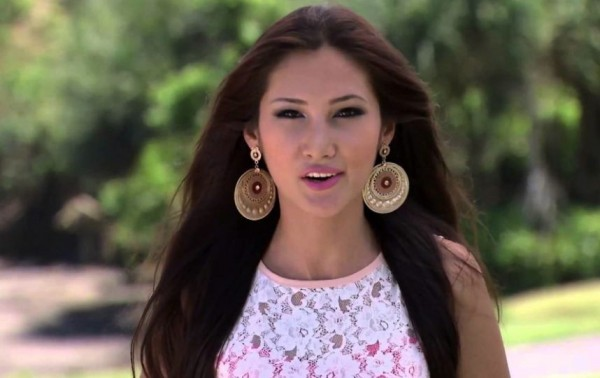 Miss Kirghizistan, Zhibek Nukeeva