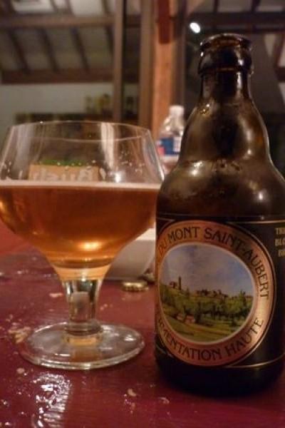 Bière du Mont St Aubert