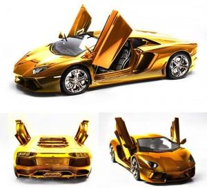 Voter pour Lamborghini Aventador OR