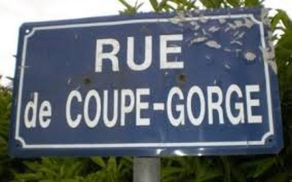 Rue de Coupe-Gorge