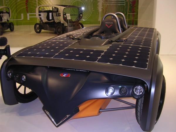 venturi concept voiture solaire