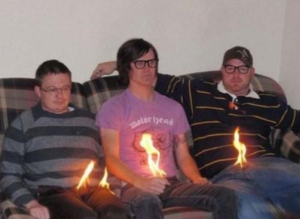 Sex on fire au 1er degré