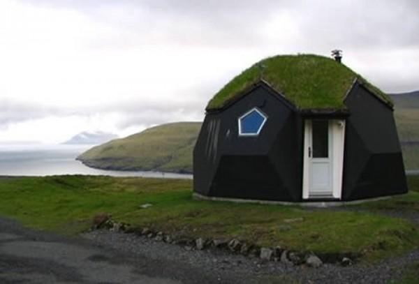- La maison polygone