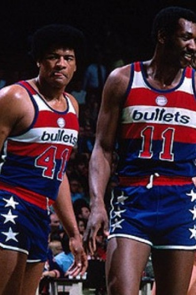 Wes Unseld - Elvin Hayes