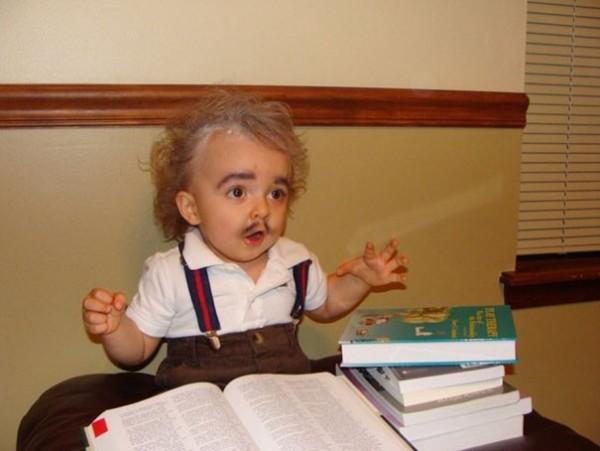 Albert Einstein (malheureusement non)
