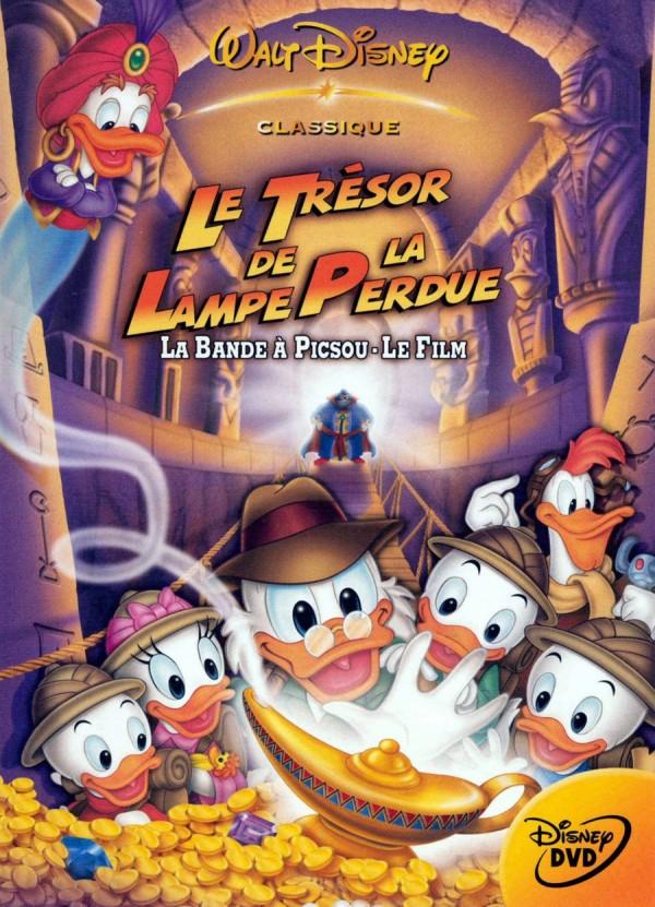 La bande à Picsou, le trésor de la lampe perdue