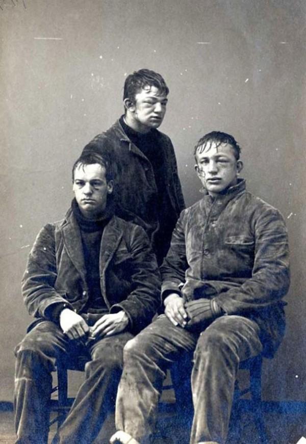 1893 : Une bataille de boule de neiges entre les étudiants de Princeton un rien violente