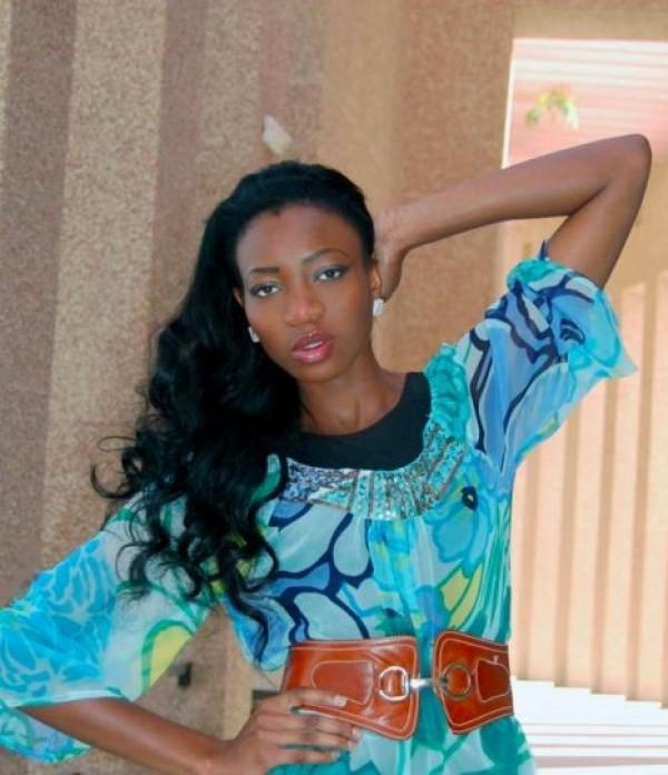 Miss Namibie, Paulina Malulu