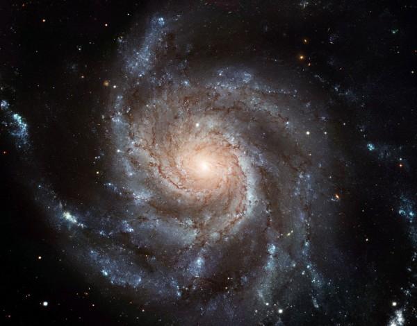 Largest ever galaxy portrait