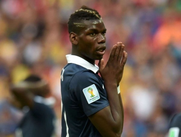 Styles personnels Paul Pogba