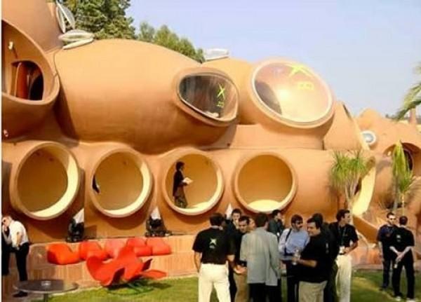 La maison bulle