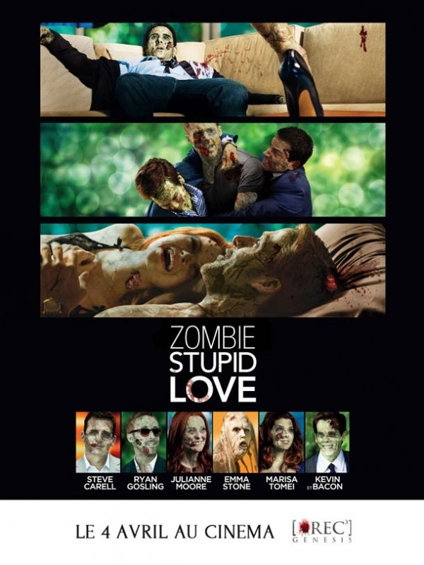 Zombie Stupid Love