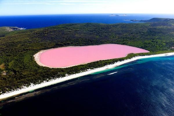 Australie - Lac Hillier